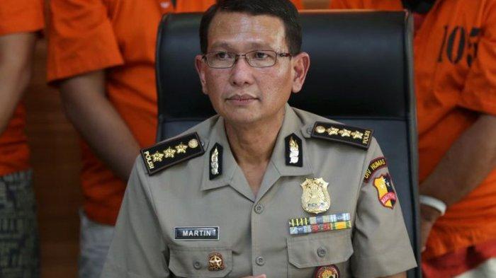 Pria yang Beri Perintah Bom Bunuh Diri di Kampung Melayu Ditangkap