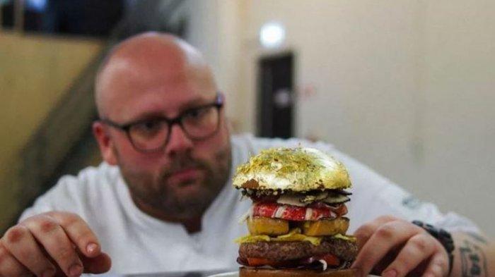 Inikah Burger Termahal di Dunia? Harganya Fantastis Rp 30,6 Juta