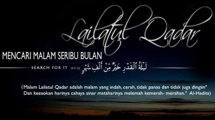 Inilah Tanda Datangnya Malam Lailatul Qadar Ramadan 1442 H Dijelaskan Ustaz Abdul Somad
