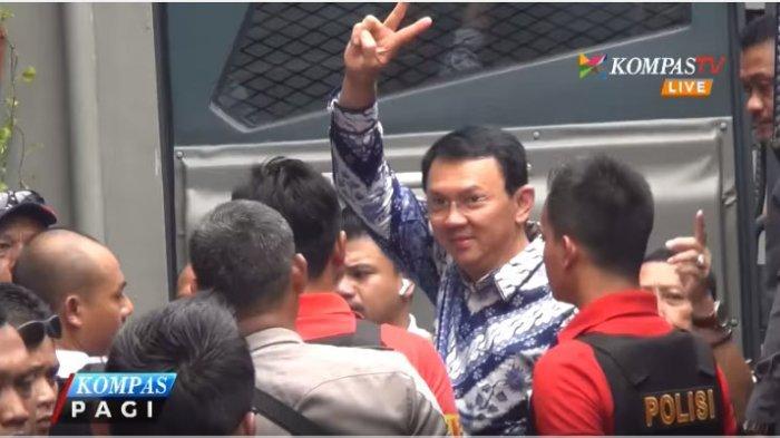 Ahok Kembali Tulis Surat Khusus Ini Dari Balik Penjara, Netizen Banyak Terharu