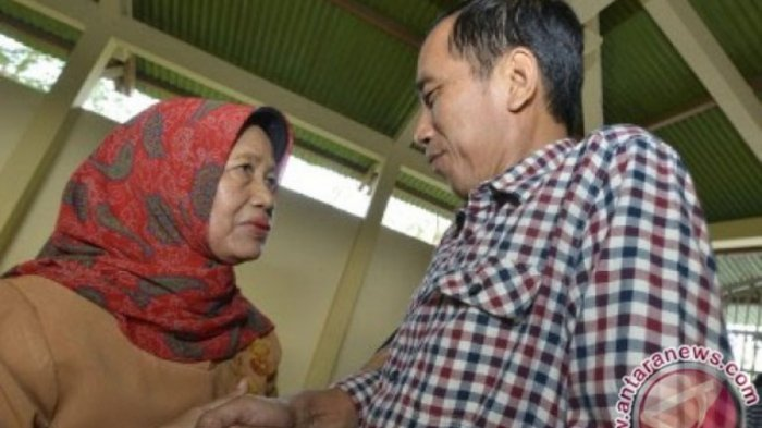 Wafat Rabu Sore, Berikut Perjalanan Hidup Sujiatmi Ibunda Presiden Jokowi
