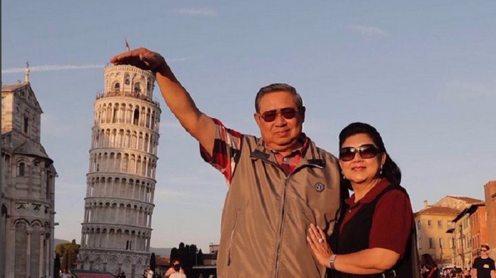 Agus Yudhono Beri Ucapan Ini untuk SBY yang Rayakan Ulang Tahun Ke-68