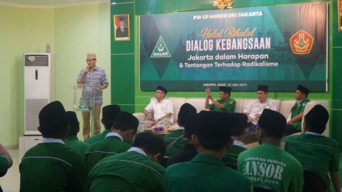 GP Ansor dari Dulu Selalu Netral, Nggak Pernah Dukung Salah Satu Calon