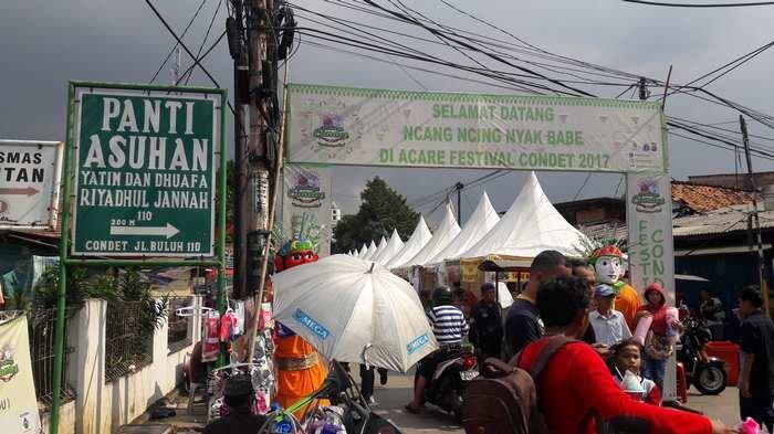 Festival Condet 2018 Disarankan Tak Digelar di Jalan Raya Condet