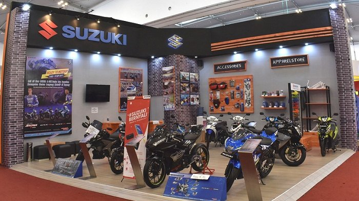 GSX-R150 dan GSX-S150 Dominasi Penjualan Suzuki