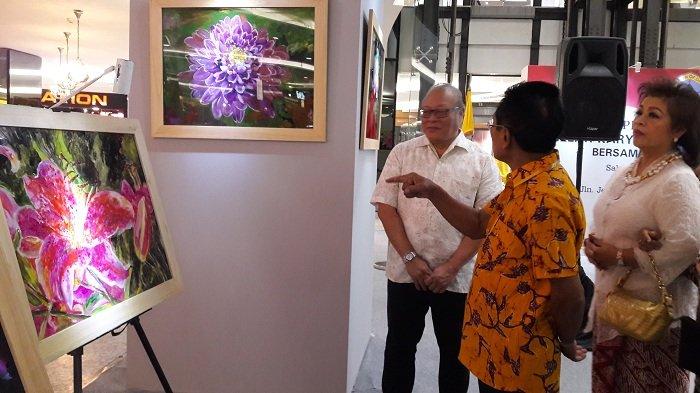Gelar Seni Civitas Academica Universitas Prof Dr Moestopo di FX Sudirman