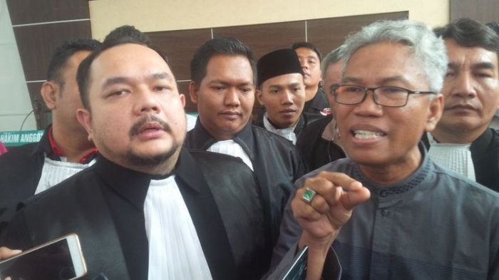 Perjalanan Drama Buni Yani, 2 Kali Berjuang, 2 Kali Ditolak Hingga Keluar dari BPN Prabowo-Sandi