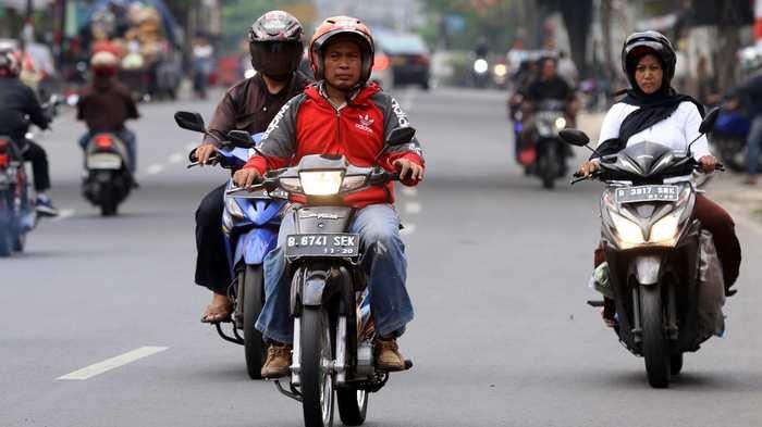 Jalan Raya Ciputat Rawan Kecelakaan dan Kerap Makan Korban