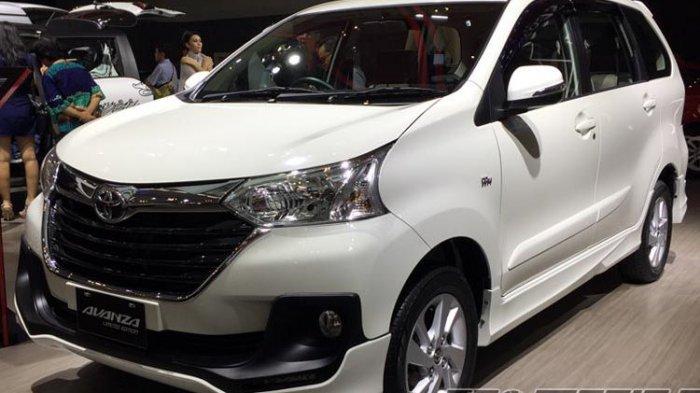 Digempur Kompetitor, Toyota Siapkan Avanza Baru