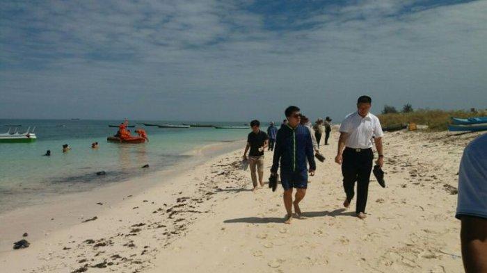 Puluhan Investor China Tertarik Bangun Resor di Pulau Kera