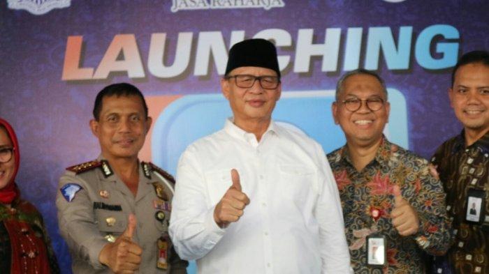 Wahidin Halim Bertekad Bawa Banten Go Internasional