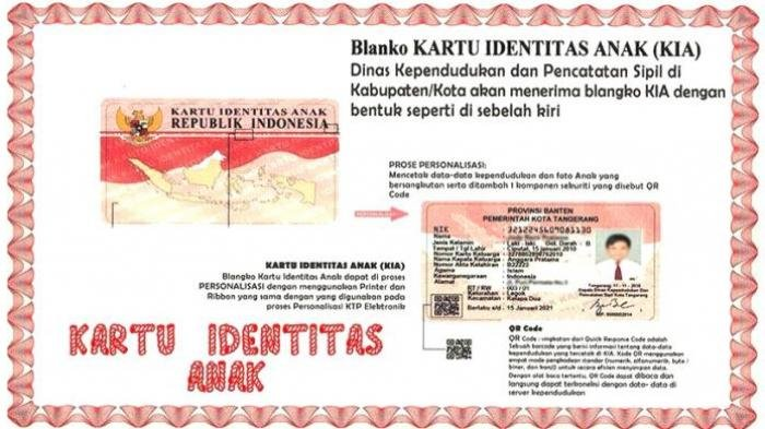 Di Depok Tahun Ini 150.000 Blanko Dicetak untuk Kejar Target Pembuatan Kartu Identitas Anak (KIA)