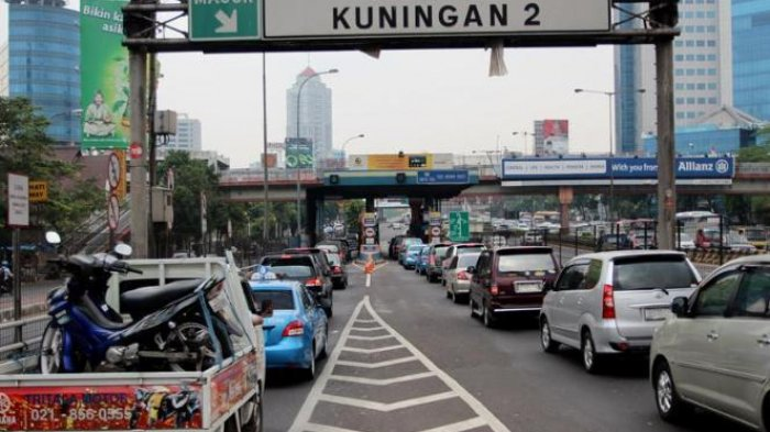 Berlaku Mulai Hari Ini, Jadwal Pemberlakuan Transaksi Non Tunai Tol Dalam Kota Jakarta
