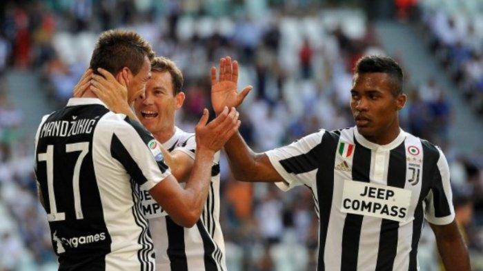 Hasil Napoli vs Juventus: Babak pertama 0-2, Kiper Napoli Kena Kartu Merah