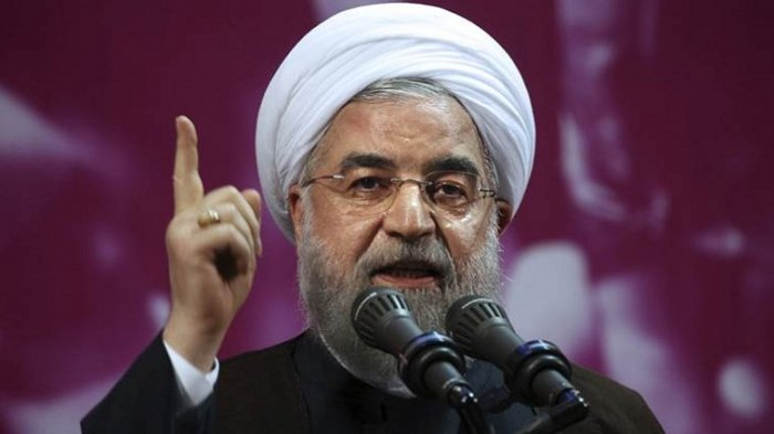 Presiden Iran Hassan Rouhani Tuding Israel Pembunuh Ilmuwan Nuklir Terkemuka Mohsen Fakhrizadeh