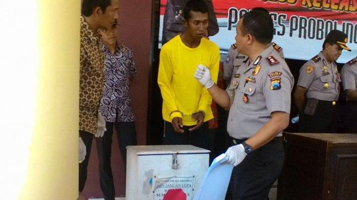 Pencuri Kotak Amal di 11 Masjid, Hasilnya buat Mabuk dan Booking PSK