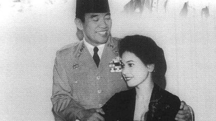 Bung Karno 'Begadang' Bersama Ratna Sari Dewi saat PKI Culik Para Jenderal Dini Hari