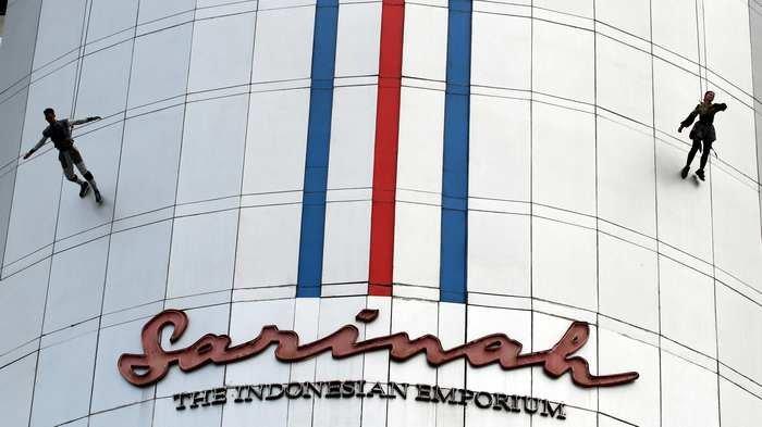 Dibangun Era Presiden Soekarno, Relief di Sarinah Diduga Buatan Edhi Sunarso