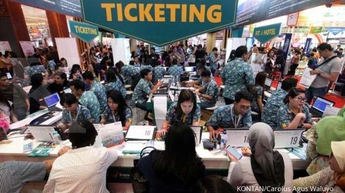 Tiket ke Amerika Mulai Rp 14 Juta di Bayu Buana Holiday Travel Fair