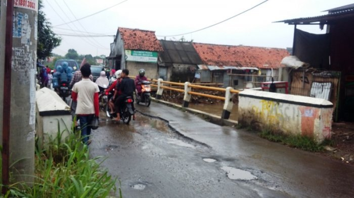 Buat Warga Bogor dan Bojonggede, Mulai Besok Jangan Lewat Jalan Alternatif Kemang-Bojonggede