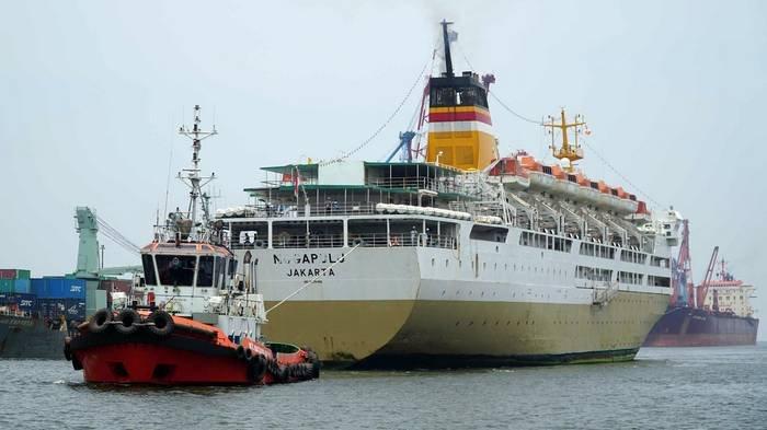BERITA FOTO: Beginilah Kerja PT JAI Dukung Pelayanan Kapal