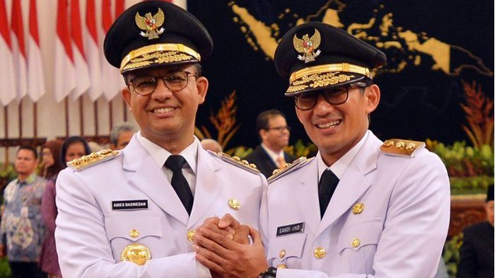 PKS Wacanakan Duet Anies-Sandi di Pilpres 2024, Ferdinand: Jangan Dengerin Godaan PKS, Bang Sandi