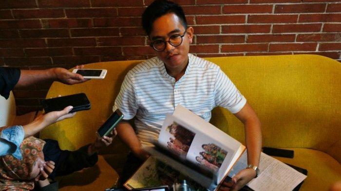 Gibran Rakabuming Tunjukkan Kedai Kopi Kaesang Pangarep Anak Presiden Jokowi di Jakarta Fair