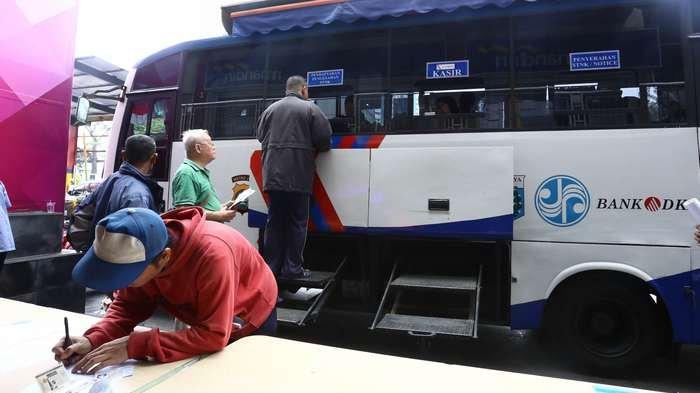 Lokasi SIM Keliling di Jakarta dan Lokasi Gerai Samsat di Jadetabek Jumat 20 Desember 2019