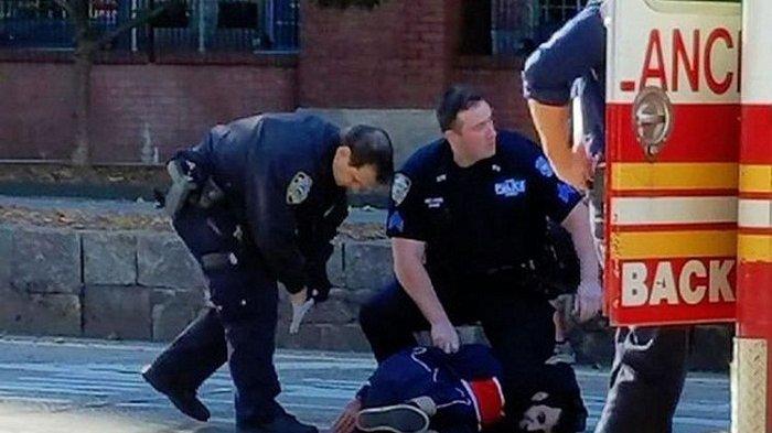 Ini Pelaku Serangan Bermobil di New York yang Tewaskan 8 Orang