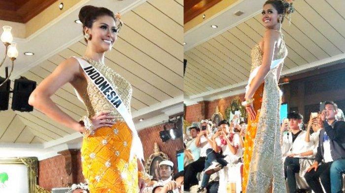 Bila Kalah di Ajang Miss Universe Hal Ini yang akan Dilakukan Bunga Jelitha