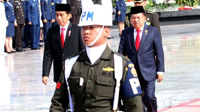 Aburizal Bakrie: Insya Allah Cawapres Jokowi Kader Partai Golkar Lagi