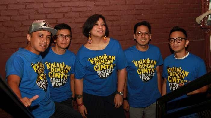 Lagu Gara-gara Corona yang Dinyanyikan Project Pop Sisipkan Pesan Positif Untuk Masyarakat