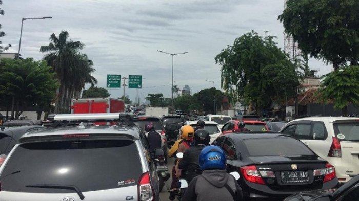 Jalan Kampung Melayu Besar Padat