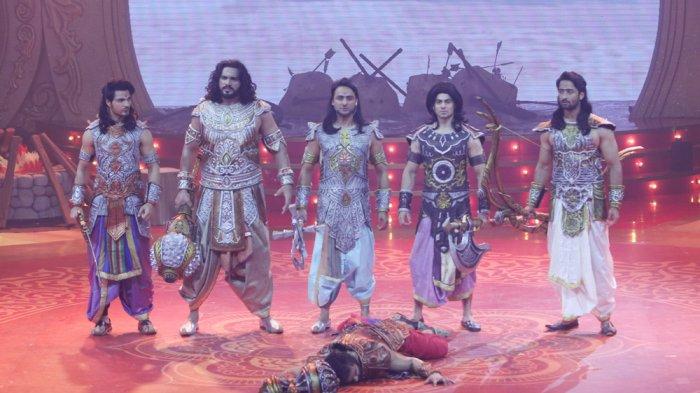 Obati Kerinduan dan Ajak Nostalgia Pemirsa, Serial Mahabharata Tayang Lagi di ANTV Mulai Malam Ini