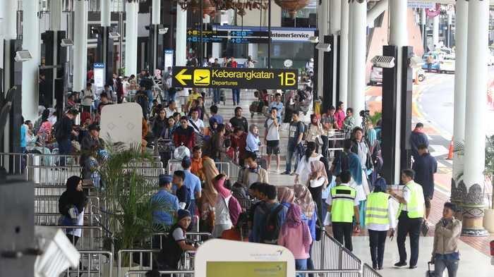 Banjir Kepung Kota Tangerang, Bagaimana Akses ke Bandara Soetta?