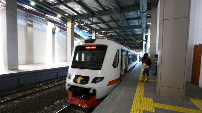 Kereta Bandara dari Stasiun Bekasi Stop Beroperasi Sejak Kemarin, Jadwal Ada yang Berubah