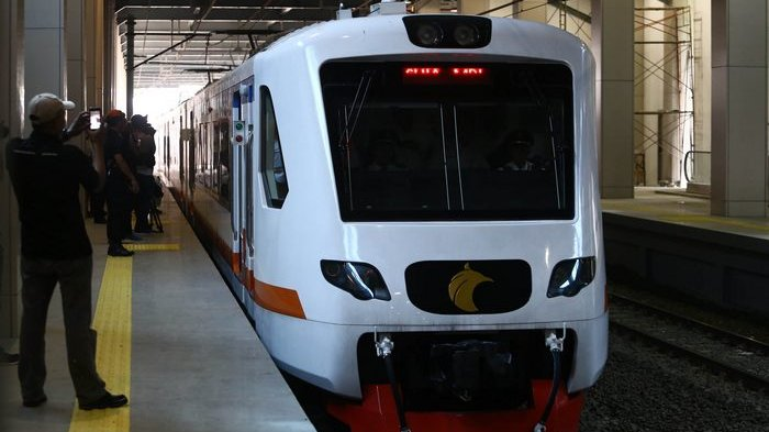 Harga Tiket Promo Kereta Bandara Rp 30 Ribu