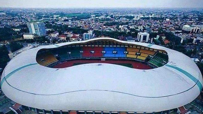 Saat Asian Games, Lalu Lintas Sekitar Stadion Patriot Chandrabaga Bekasi Direkayasa