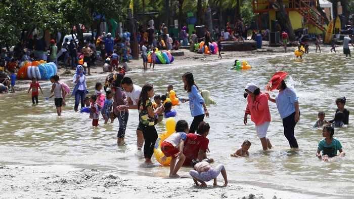 Wow, Program Baru Anies 1,7 Juta Warga Jakarta Gratis Masuk Ancol Tiap Sabtu Minggu dan Hari Libur