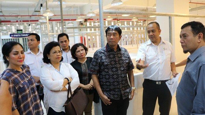 Bamperperda DPRD DKI Kunjungi Tiga Pasar Hasil Revitalisasi