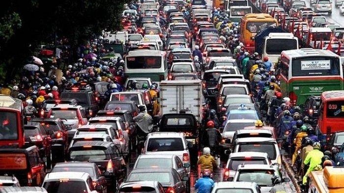 Gara-Gara Kejebak Macet, Pejambret Handphone di Depok Ditangkap Polisi Saat Hendak Kabur