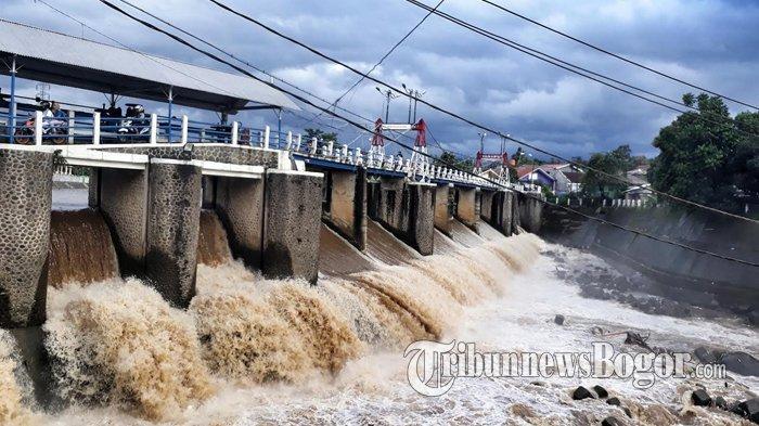 Bogor Hujan Terus, Bendung Katulampa Status Siaga Empat