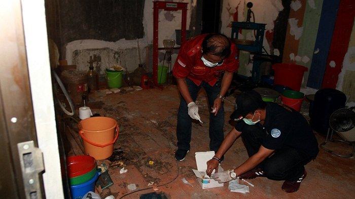 Pemilik Diskotek Pabrik Narkoba Diburu, 5 Pelaku Diamankan, 120 Pengunjung Positif Narkoba
