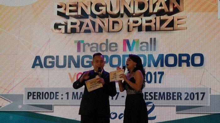 Trade Mall VaganzaPeriode 2 Diundi,Transaksi Capai Rp 163 Miliar