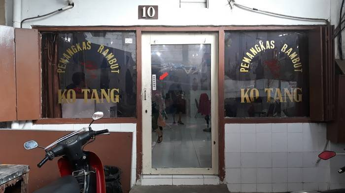 Ada Pangkas Rambut Tertua Sebelum Indonesia Merdeka di Glodok