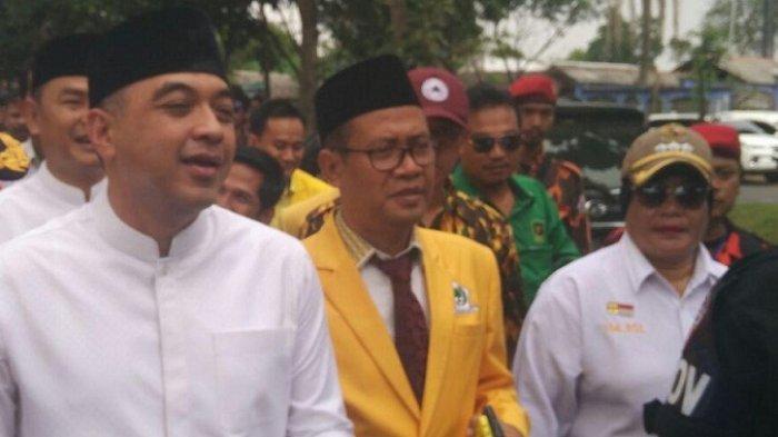 Hasil Rapat Pleno KPU: Ahmed Zaki Iskandar-Mad Romli Menang 83,72 Persen Lawan Kotak Kosong
