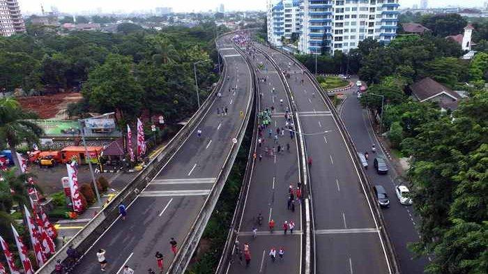 Car Free Day di Setiap Kecamatan Jakarta Selatan untuk Perbaiki Kualitas Udara