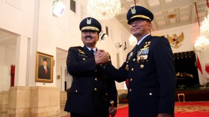PROFIL Tiga Jendral Calon Wakil Panglima TNI, Diantara Andika, Siwi, Yuyu, Siapa Paling Berpeluang?