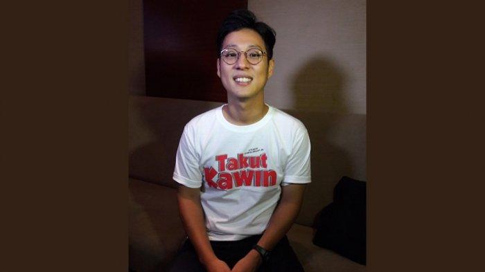 Junior Lim Belajar Jadi Ayah