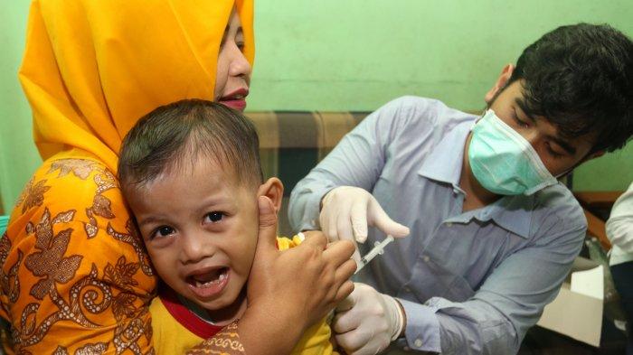 Jangan Abaikan Imunisasi Rutin Anak dan Larangan Mudik d Masa Pandemi Covid-19